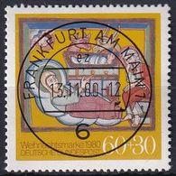 DEUTSCHLAND 1980 Mi-Nr. 1066 O Used - Aus Abo - Usati