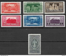 Italia - Italy 1929, Complete Set - Ungebraucht