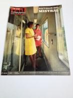 Vie Du Rail 1969 1210 MISTRAL TEE TRANS EUROP EXPRESS - Eisenbahnen & Bahnwesen