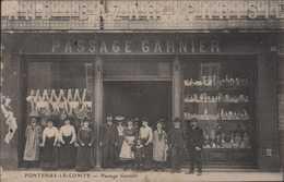 Fontenay Le Comte Passage Garnier - Fontenay Le Comte