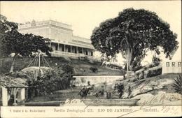 Cp Rio De Janeiro Brasilien, Jardin Zoologique III. - Altri