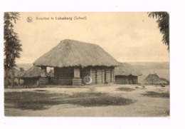 Hospitaal In Luluabourg.(Scheut) - Congo Belga - Altri