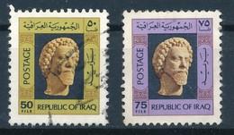 °°° IRAQ - Y&T N°775/76 - 1976 °°° - Iraq