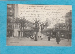 Le Raincy. - Rond-Point De La Station Et Boulevard Du Midi. - Le Raincy