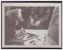 Dt- Reich (008090) Propaganda Foto Plauen Am Rande Einer Besuches Von Baldur V. Schirach Dem Reichsjugendführer - Deutschland
