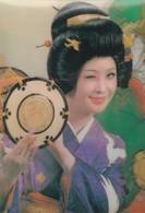 Cpm 10X15. VISIO-RELIEF/ 3 D . Japonaise Clignant De L'oeil - Cartes Postales