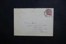 FRANCE - Bande Journal De Lyon Pour Paris, Affranchissement Type Blanc 2ct - L 49340 - 1877-1920: Période Semi Moderne