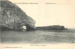 France - Saint-Pierre Et Miquelon - St.-Pierre - La Cap Percé à Langlade - Saint-Pierre-et-Miquelon
