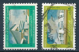 °°° IRAQ - Y&T N°1008/10 - 1981 °°° - Iraq