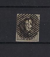 N°3A GESTEMPELD P114 Termonde MET 4 MARGES COB € 115,00 + COBA € 10,00 SUPERBE - 1849-1850 Medaillen (3/5)