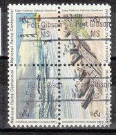 USA Precancel Vorausentwertung Preo, Locals Mississippi, Port Gibson 843 (g1), Hatteras Block - Vereinigte Staaten