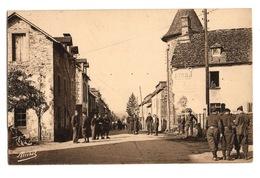 19 CORREZE - LAPLEAU La Grande Rue - Francia