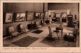 ! Alte Ansichtskarte Berlin Margraf & Co. Galerie, Unter Den Linden 21, 1926 Einkreisstempel Aus Rohr In Pommern - Mitte