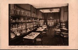 ! Alte Ansichtskarte Berlin Margraf & Co. Silberlager, Silver, Unter Den Linden 21, 1926  Stempel NW40 - Mitte