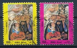 °°° IRAQ - Y&T N°1314A/B - 1989 °°° - Iraq