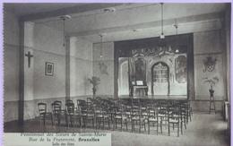 (2106) Bruxelles - Pensionnat Des Soeurs De Sainte-Marie - Salle Des Fêtes - Education, Schools And Universities