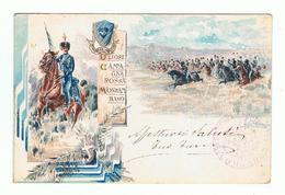 MONZAMBANO:  OLIOSI  CAMPAGNA  ROSSA  -  FP - Regiments