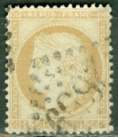 France    55  Ob  TB - 1871-1875 Cérès