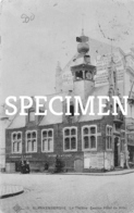 SBP 15 Le Théatre  Ancien Hôtel De Ville - Blankenberge - Blankenberge