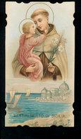 SANT' ALBERTO DI SICILIA 1898 - Images Religieuses
