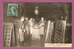 Cpa Epernay - Caves E Mercier Et Cie - Mise Sur Pointes N°10  - éditeur CM - Epernay