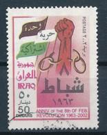°°° IRAQ - Y&T N°1482 - 2002 °°° - Iraq