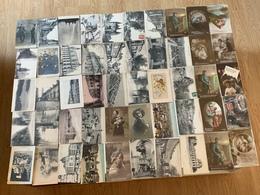 Lot De 140 Cartes Postales Correspondances D'une Familles De Soldat Grande Guerre 14/18 - Montpellier