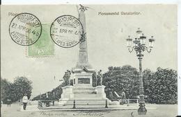 ROUMANIE - POLESTI - Monumentul Vanatorilor - Rumänien