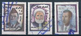 °°° IRAQ - Y&T N°1515/17 - 2002 °°° - Iraq