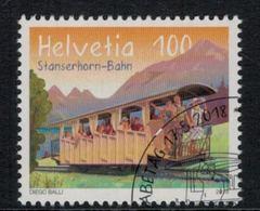 Suisse // Schweiz // Switzerland //  2018  // 125 Ans Du Funiculaire De Stanserhorn-bahn 1er Jour No.1685 - Switzerland