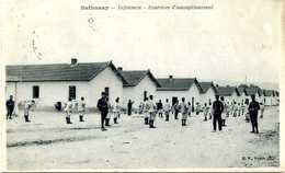 SATHONNAY, INFANTERIE EN 1910 - 1914-18