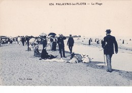 PALAVAS LES FLOTS  LA PLAGE (dil352) - Palavas Les Flots
