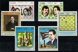 Cuba Nº 2864/69 Nuevo. Cat.32,50€ - Ungebraucht