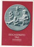 ALLEMAGNE  ENTIER POSTAL/GANZSACHE/POSTAL STATIONERY CARTE - Germany