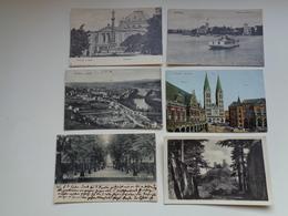Lot De 60 Cartes Postales D' Allemagne Deutschland     Lot Van 60 Postkaarten Van Duitsland - 60 Scans - 5 - 99 Cartoline