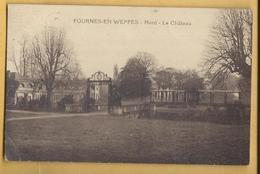 C.P.A. FOURNES-EN-WEPPES - Le Château - Francia