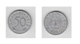 50 REICHSPFENNIG  1935 D - 50 Reichspfennig