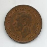 AUSTRALIA 1 PENNY 1941 - Moneta Pre-decimale (1910-1965)
