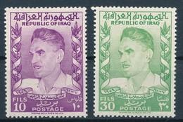 °°° IRAQ - Y&T N°292/93 MNH - 1960 °°° - Iraq