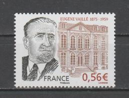 FRANCE / 2009 / Y&T N° 4391 ** : Eugène Vaillé X 1 - Unused Stamps