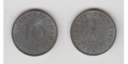 10 REICHSPFENNIG  1941 A - 10 Reichspfennig