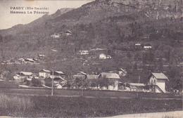 Cpa-74-passy-pas Sur Delc.-hameau La Perouse - Passy