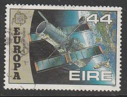 Ireland 1991 EUROPA Stamps - European Aerospace 44 P Multicoloured SW 769 O Used - 1949-... Republic Of Ireland