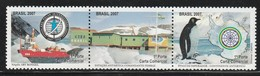BRESIL - N°2970/2 ** (2007) Année Polaire Internationale - Brasilien