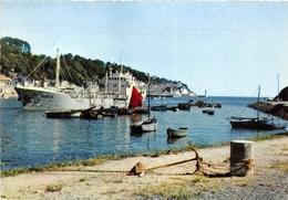 """¤¤  -   Environs De SAINT-BRIEUC  -  Sous-la-Tour  -  Le Port - Le Cargo """" ZEPHIR """" - Bateau De Commerce     -   ¤¤ - Saint-Brieuc"""