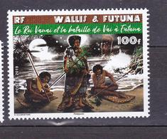 WALLIS ET FUTUNA 2019  LE ROI VANAI MNH** - Unused Stamps