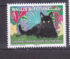 WALLIS ET FUTUNA 2019  LE CHAT NOIR MNH** - Unused Stamps
