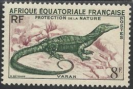 AFRIQUE EQUATORIALE FRANCAISE - AEF - A.E.F. - 1945 - YT 231** - Nuevos