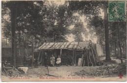 92 Bois De CHAVILLE  Une Cabane De Bucherons - Chaville