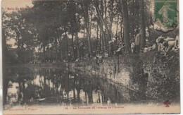 92 Bois De CHAVILLE La Terrasse De L'Etang De  L'Ursine - Chaville